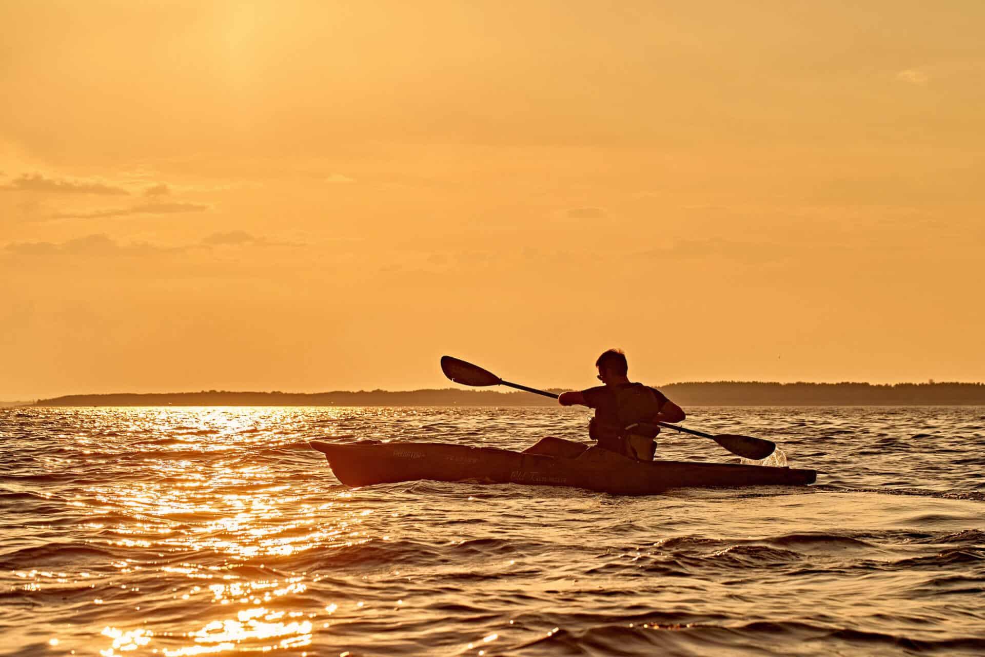 Активні розваги на воді